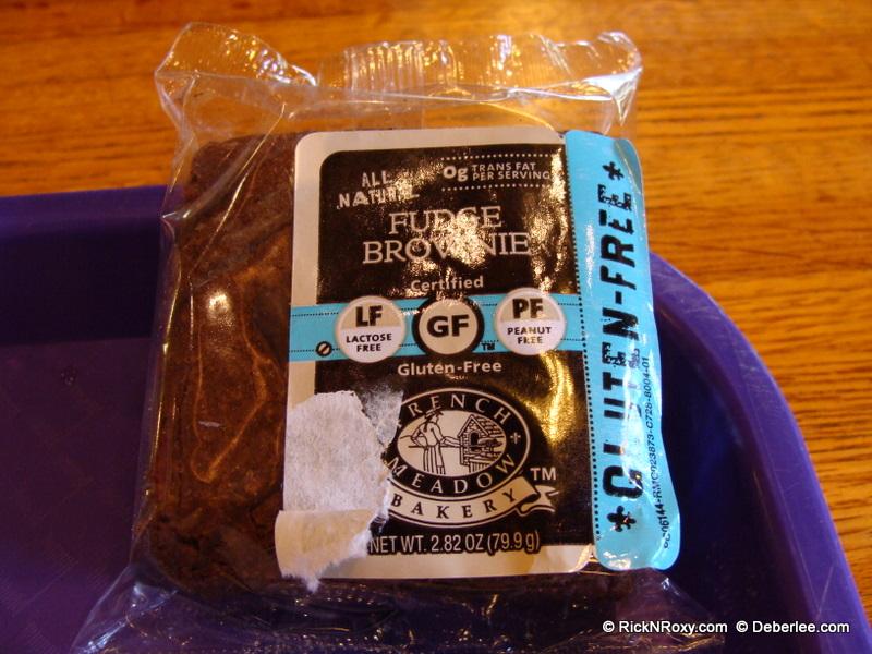 Brownie Gluten-Free