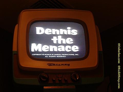 TV at 50's Prime Time Cafe DSC03877