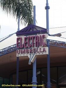 Electric Umbrella Restaurant  DSC03922