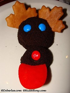 Chocolate Moose (NOT gluten-free)