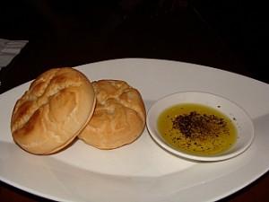 Gluten-Free Tapioca Rolls & Olive Oil