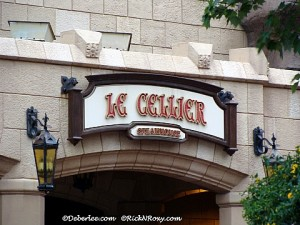 Le Cellier Steakhouse DSC07620